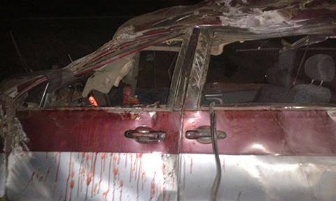 Un-muerto-y-varios-heridos-en-carretera-Camiri---Villamontes