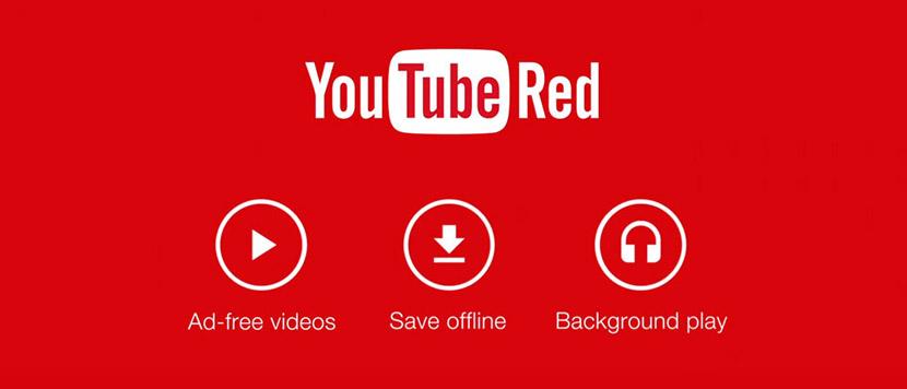 youtube red YouTube Red es ya toda una realidad