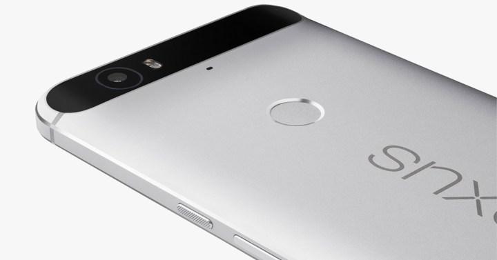 Nexus 6P fabricado en aluminio