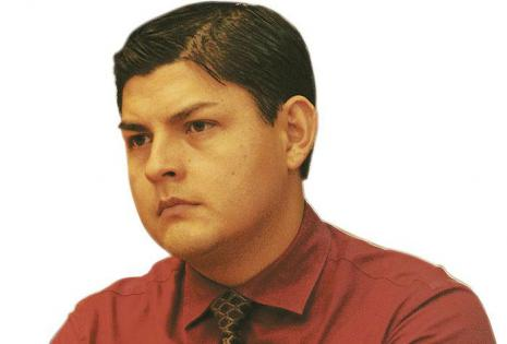 Javier Martín Prado  gerente de finanzas de laboratorio Tokalán