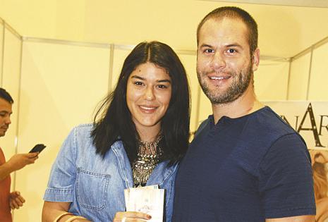 En pareja. Sofía Pacheco Y Juan Manuel Costas