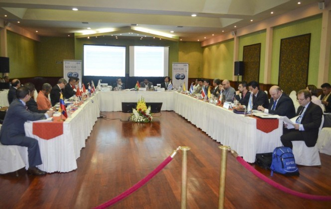 Bolivia asume presidencia pro témpore de la junta de expertos de Olade
