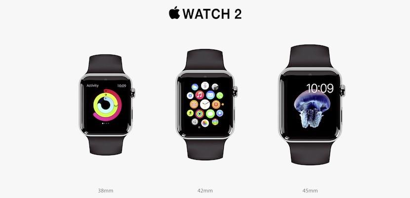 Concepto Apple Watch 3 El Apple Watch 2 podría ser así