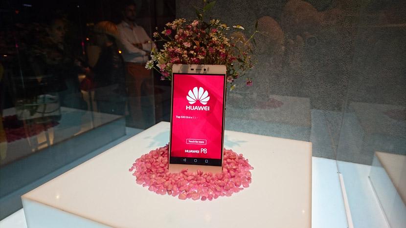 huawei p8 rosa Huawei P8 en su versión rosa llega a España de forma exclusiva con Orange