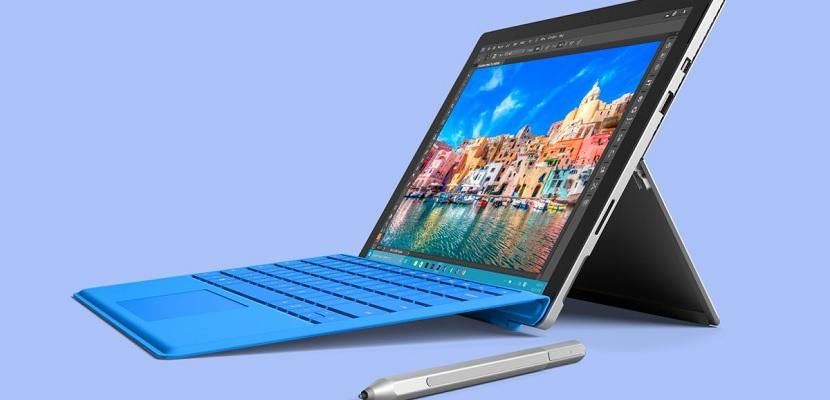 Surface Pro 42 Microsoft actualiza el firmware del Surface Pro 4 y Surface Book