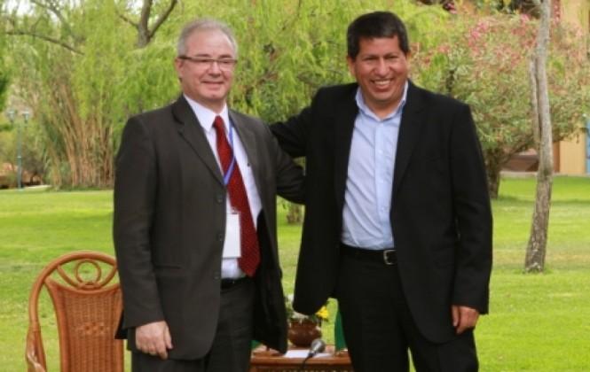 Bolivia y Brasil tratarán en noviembre la ampliación del contrato de venta de gas, que vence en 2019