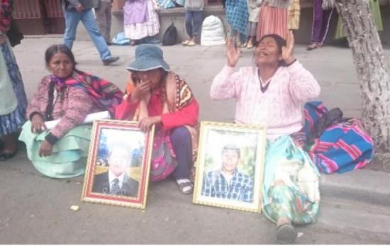 Firman acuerdo de pacificación en el Choro Grande, tras enfrentamientos