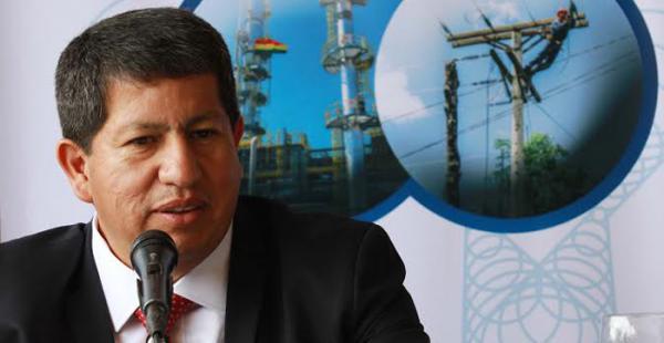 El ministro de Hidrocarburos, Luis Alberto Sánchez, informó que el siguiente mes se reunirá con su par brasileño