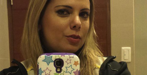 María René Liévana Presentadora de TV y creadora de Estéfani Brillit