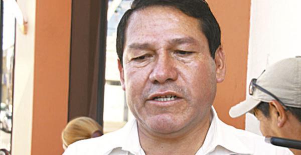 El alcalde yacuibeño rechazó   la idea de construir un muro