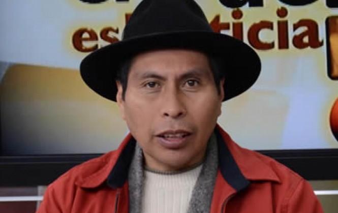 Machaca niega presiones en aprobación de proyectos del Fondo Indígena