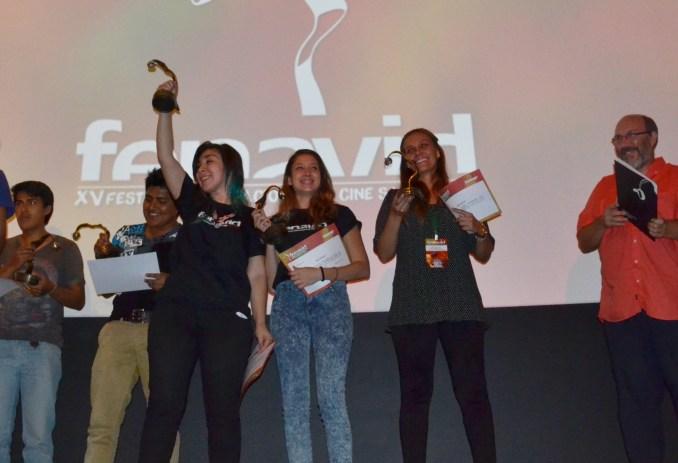 Ganadores del 'Rally Universitario'