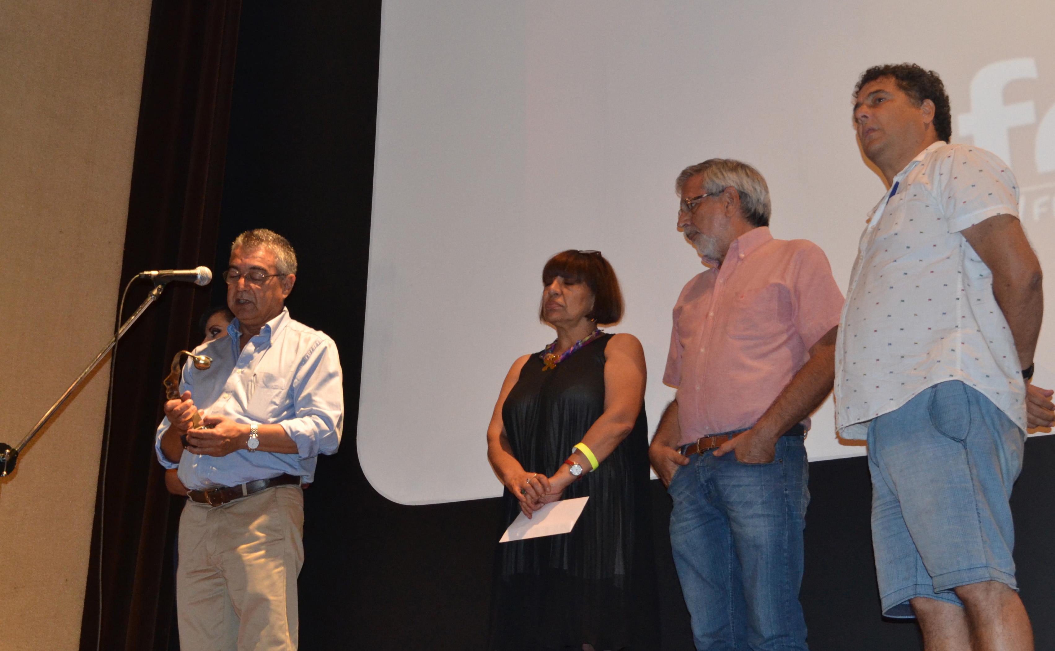 Mr. Kaplan del director Álvaro Brechner en la categoría de 'Mejor largometraje ficción',