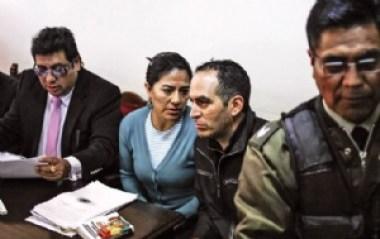 Valda y El Curaca van a juicio abreviado por caso Belaunde