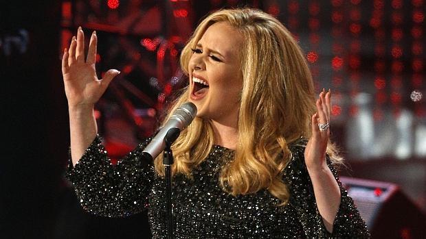 La cantante británica Adele, en una imagen de archivo