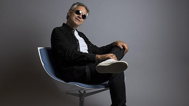 El cantante italiano en Nueva York
