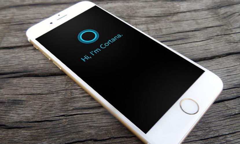 Cortana Iphone Cortana llega en forma de beta al iPhone