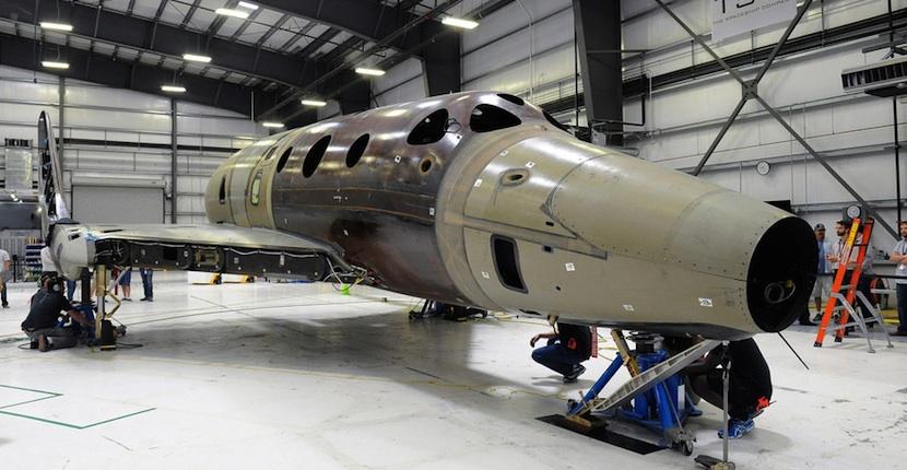 ss2 Virgin Galactic reanudará las pruebas sobre su aeronave para turistas espaciales