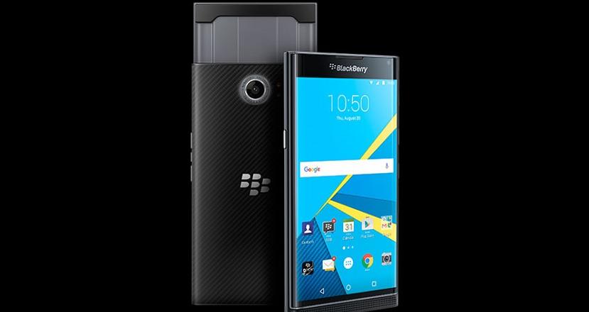 BlackBerry Priv BlackBerry Priv tendrá actualizaciones mensuales de seguridad