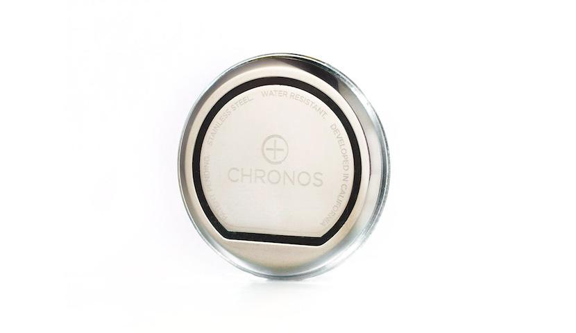 chronos disco Chronos quiere convertir tu reloj en uno inteligente