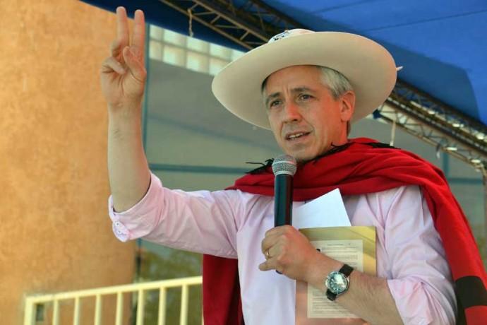 Gobierno promete $us 124 millones a Potosí en vísperas de su aniversario