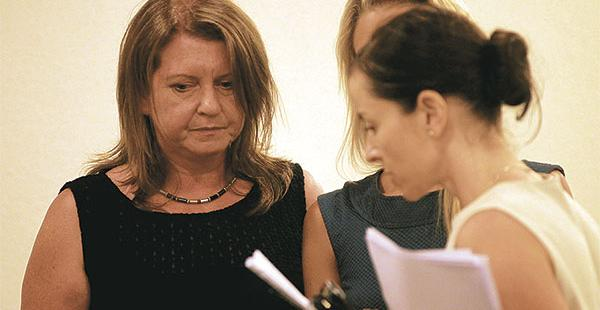Caroline Dwyer visitó el país años atrás exigiendo justicia