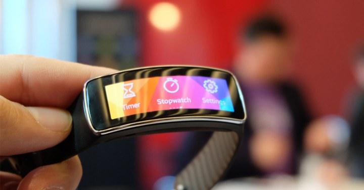 Smartband de Samsung