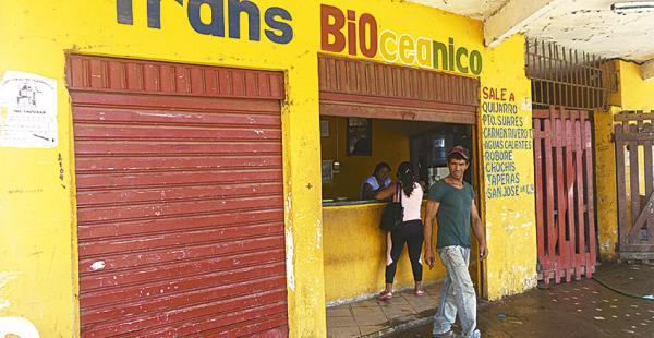 La empresa de buses Trans Bioceánico descartó que Verónica Terrazas Mamani sea la propietaria