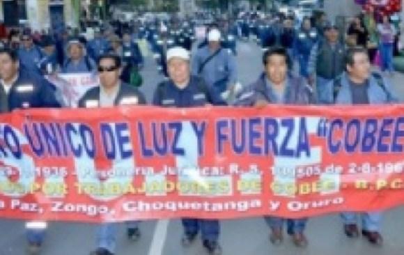 Según planilla de sueldos, el salario promedio de los trabajadores de Cobee es de 21.000 bolivianos