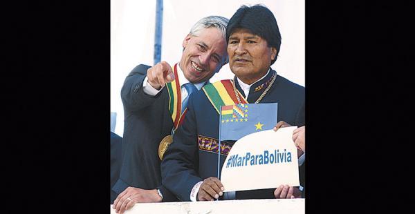 Para la oposición, el MAS quiere 'blindar' a Evo Morales y a García