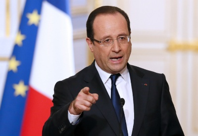 François Hollande (archivo)