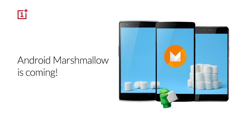 OnePlus OnePlus publica sus planes de actualización a Android Marshmallow