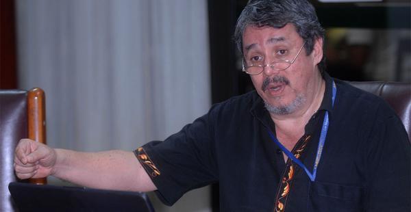 Carlos Hugo Molina, un reconocido intelectual cruceño. Creó el Cepad