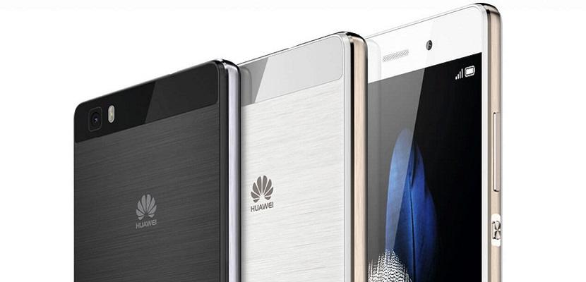 Huawei P81 Huawei sigue creciendo y ya amenaza la posición en el mercado de Apple