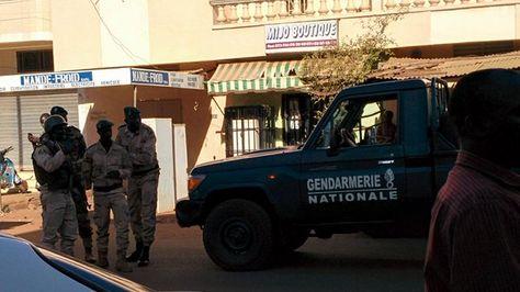 Operativo en Mali. Foto: @ActualidadRT