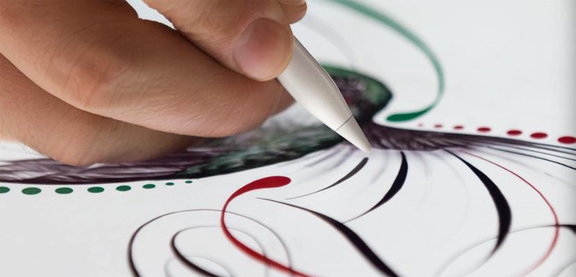 apple pencil accesorio ipad pro Cómo averiguar el nivel de batería del Apple Pencil