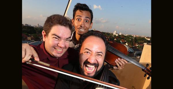 Claudio Arduz, Pablo Crespo y Marvin Montes son los responsables de la orquesta