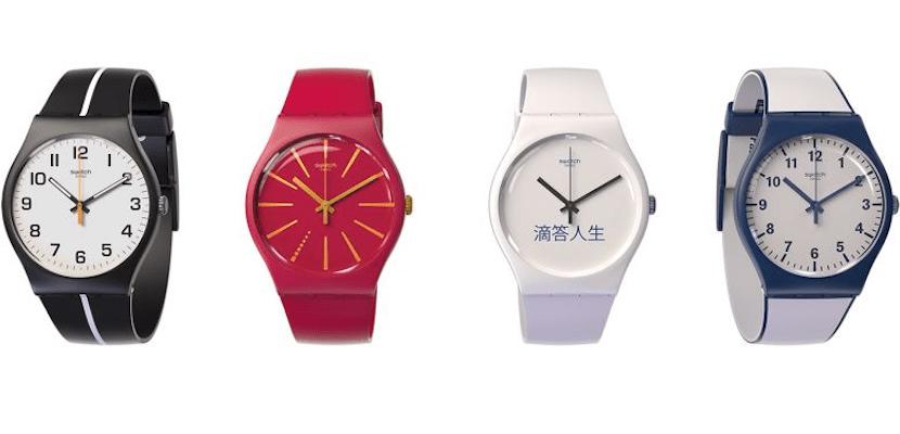 swatch bellamy La industria relojera suiza, cuesta abajo y sin frenos