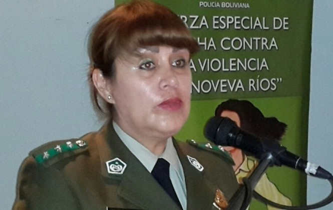 Policía informa que La Paz y Santa Cruz tienen mayor índice de violencia contra las mujeres