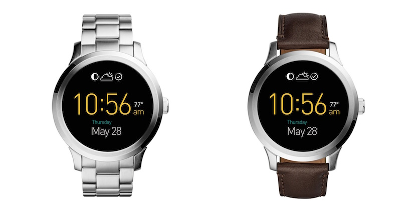 fossil smartwatch Fossil Q Founder ya está disponible para su reserva
