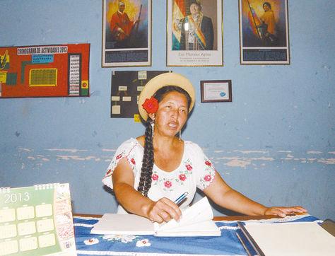 Exautoridad. Julia Ramos fue parte del gabinete presidencial.