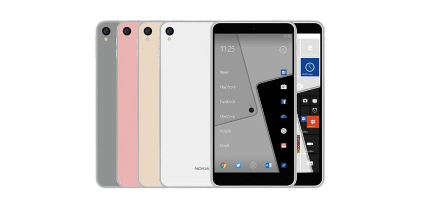 nokia c1 android Aparece una imagen render del posible smartphone Android de Nokia