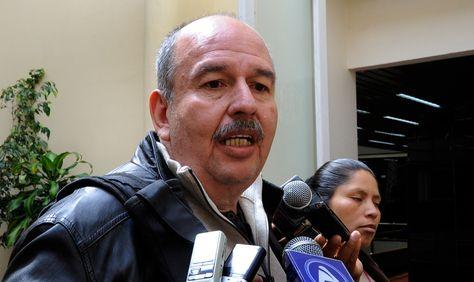 El senador Arturo Murillo