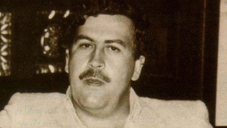 Pablo Escobar fue el narcotraficante más poderoso de Colombia