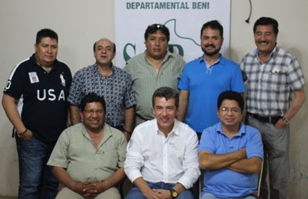 Ingenieros de Bolivia presentan informe con importantes logros