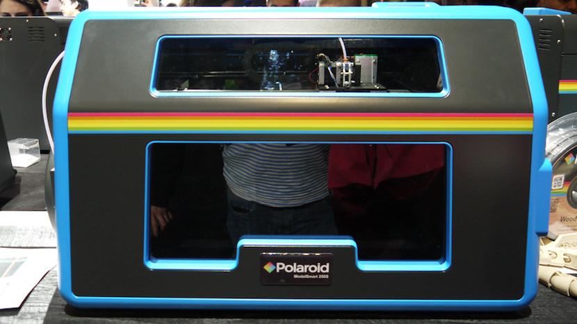 polaroid smart 250s 1 Polaroid presenta una impresora 3D