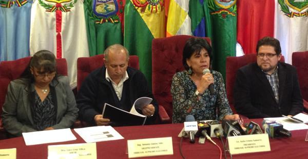 Aseguran que muchas de las observaciones de la OEA ya fueron atendidas y otras no podrán ser absueltas.