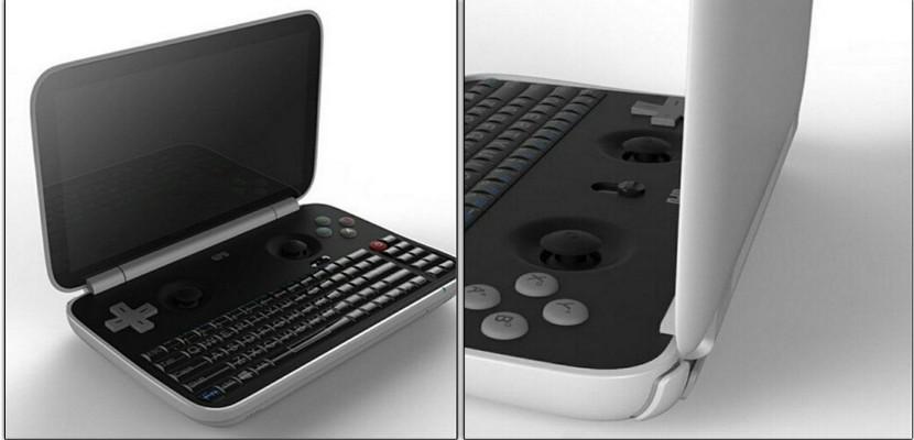 GPD WIndows 10 830x400 Aparece la primera videoconsola portable con Windows 10 de GPD