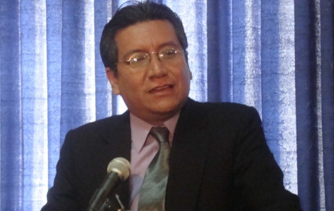 Magistrado cree que el aval de organizaciones sociales a autoridades le hizo daño a la justicia