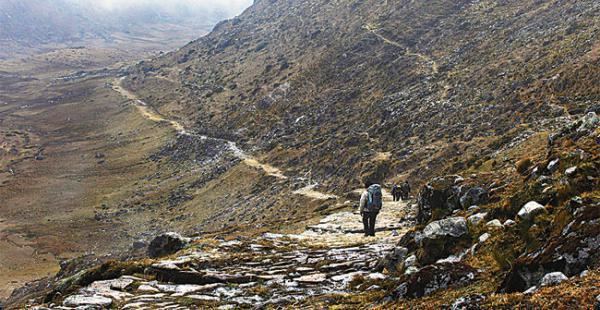 La ruta une a seis países y reunió a tres el pasado miércoles. En territorio nacional existen cuatro de los más de 200 senderos.